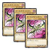 【 3枚セット 】遊戯王 日本語版 SDMY-JP014 Curse of Dragon カース・オブ・ドラゴン (ノーマル)