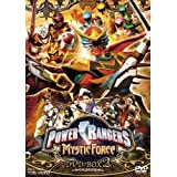 POWER RANGERS MYSTIC FORCE DVD-BOX 2<完>