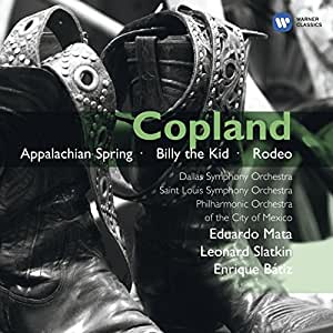 Appalachian Spring / Billy the Kid / Rodeo