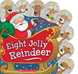 Eight Jolly Reindeer