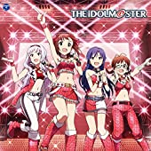 THE IDOLM@STER MASTER PRIMAL ROCKIN' RED