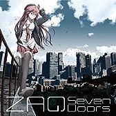 トリニティセブン オープニング・ソング「Seven Doors」[CD+DVD]