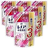 【ケース販売】 レノア 本格消臭 柔軟剤 フローラルフルーティーソープ 詰め替え 超特大 1320ml×6個