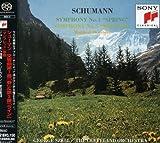 シューマン:交響曲第1番「春」、第3番「ライン」、マンフレッド序曲