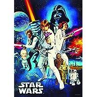 1000ピース ジグソーパズル 世界最小 STAR WARS : A New Hope(29.7x42cm)