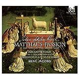 J.S.バッハ : マタイ受難曲 (Bach : Matthaus-Passion) [2SACD Hybrid + DVD (NTSC)] [輸入盤]