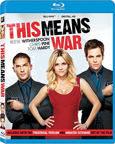 This Means War / [Blu-ray] [Import]