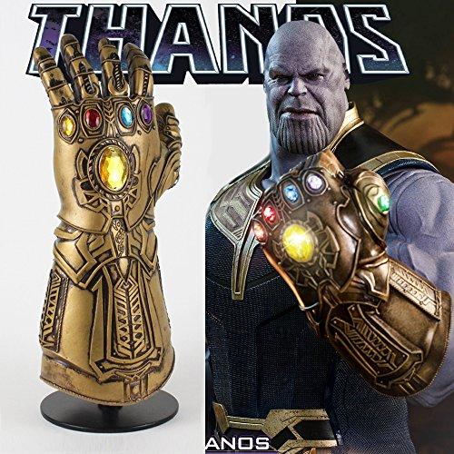 Thanos glove サノス 手袋 コスチューム マスク バネ風 メンズ ハロウン インフィニティ ウォー マスク イベント 舞台 仮面 お面 コスチューム 変装道