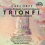 Carmina Burana. Cantiones profanae cantoribus et choris cantandae comitantibus instrumentis atque imaginibus magicis: Primo vere - Ecce gratum