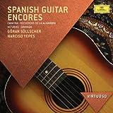 Spanish Guitar Encores (Virtuoso series) by Goran Sollscher (2012-08-03)