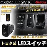 トヨタ系LEDスイッチ