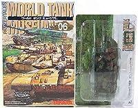 【11】 タカラ 1/144 ワールドタンク ミュージアム Vol.6 レオパルド 2A6 NATO迷彩 単品