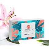 Essential Oils Gift Set - Eco Valley   Aromatherapy, Diffuser, Massage   Luxury Assorted Essential Oils Kit   Mothers Day, Fa