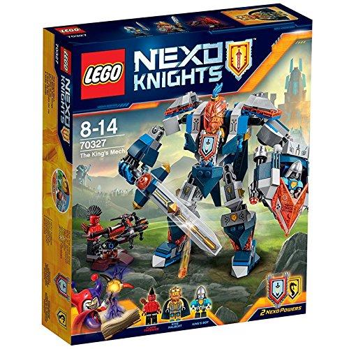 レゴ (LEGO) ネックスナイツ ハルバート王のバトルメカ 70327