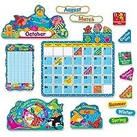 Sea Buddies Calendar BBS 17-1/2x23 12Mth Multi - 2pc [並行輸入品]