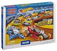 Mega Bloks Hot Wheels Super Race Set (8 Cars Pack) [並行輸入品]