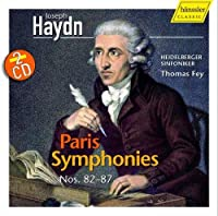 Paris Symphonies 82-87 by JOSEPH HAYDN (2010-10-26)