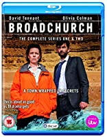 Broadchurch: Series - Season 1 and 2 [Blu-ray]