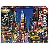 タイムズスクエア、ニューヨークネオン( 1000pc Puzzle )