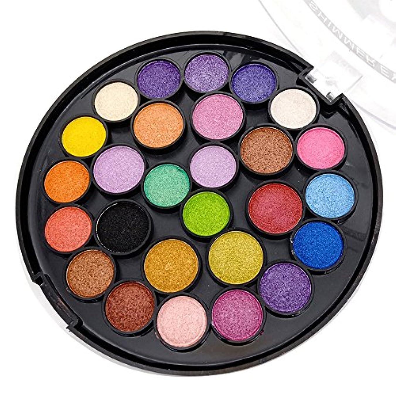 繊維過言ボウルAkane アイシャドウパレット MISS ROSE ファッション マット 綺麗 防水 優雅な 人気 美しい 真珠光沢 つや消し 高級 持ち便利 日常 Eye Shadow (27色)