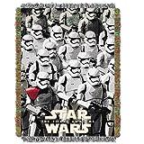 """Best 毛布スターウォーズ毛布 - 1ピース48"""" x 60""""ブラックStar Warsテーマスロー毛布、ストームトルーパーDarth Vader c-3po Luke Skywalker Review"""
