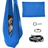 TOPARCHERY Indoor Therapy Swing for Kids Child and Teens w/More Special Needs, Cuddle Hammock Ideal for Autism, ADHD, Asperge