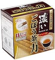 ユーワ 濃いごぼう茶の力 2.5g×30包