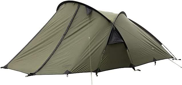 Snugpak(スナグパック) スコーピオン3 オリーブ 3人用 ミリタリー テント グランドシート付属 防風 耐水圧5000 キャンプ 登山 ツーリング (日本正規品)