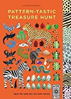 Pattern-tastic Treasure Hunt: Spot the odd one out with nature by Hvass & Hannibal(2016-03-03)
