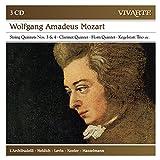 Mozart: a Musical Joke Clarinet Quintet