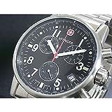 ウェンガー WENGER コマンド クロノグラフ 腕時計 70826XL[並行輸入]