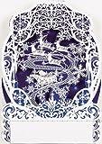 クリスマス レーザーカットカード (ソリ) 72491-2