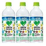 サントリー GREEN DA・KA・RA (冷凍兼用ボトル) 600ml×3本