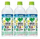 サントリー GREEN DA KA RA (冷凍兼用ボトル) 600ml×3本