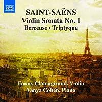 サン=サーンス:ヴァイオリンとピアノのための作品集 第1集(SAINT-SAENS, C.: Violin and Piano Music, Vol. 1)