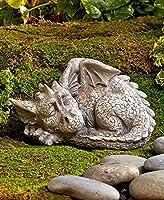 Dragon Garden Statue [並行輸入品]