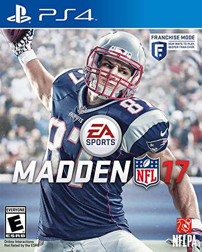 Sports(World) Madden NFL 17 (輸入版:北米) - PS4
