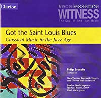 Got the Saint Louis Blues: Classical Music in Jazz