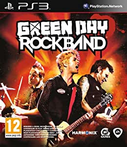 Green Day Rockband (PS3) (輸入版)