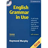 English Grammar in Use With Answers (Book & CD-ROM) : A Self-Study Reference and Practice Book for Intermediate Students of E