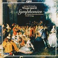ヴァーゲンザイル:交響曲集