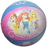 Disney Princess Mini Rubber Basketball
