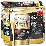 クリアアサヒ 吟醸 缶 500ml×6缶