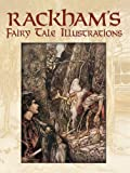 Rackham's Fairy Tale Illustrations (Dover Fine Art, History of Art)