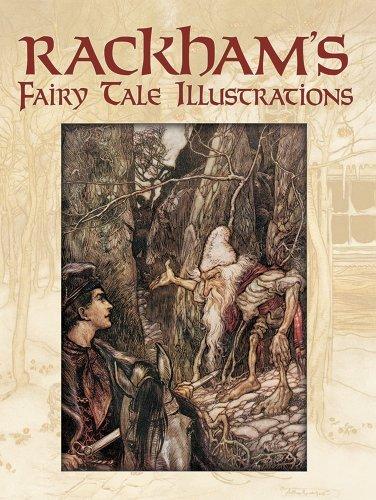 Rackham's Fairy Tale Illustrations (Dover Fine Art, History of Art)の詳細を見る