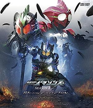 【早期購入特典あり】仮面ライダーアマゾンズ Season2 Blu‐ray COLLECTION(オリジナル映像特典DVD付) [Blu-ray]