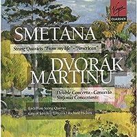 Smetana/Dvorak/Martinu