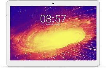 ALLDOCUBE M5 電話タブレット、10.1インチ4GタブレットPC、2560x1600JDIスクリーン、MTK X20 Deca Core、4GB RAM、64GB ROM、Android 8.0、2MP&5MP、デュアルバンドWiFi、GPSとBluetooth 4.2をサポート、シルバー