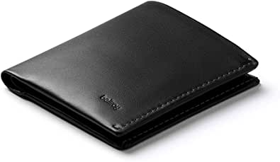 Bellroy・ベルロイ Note Sleeve、スリムレザーウォレット、RFID版あり(11枚までのカードと現金)