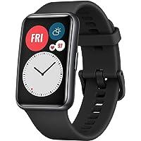 HUAWEI Watch FIT Graphite Black/Smart Watch/Long Battery (Japan Authorized Retailer)…